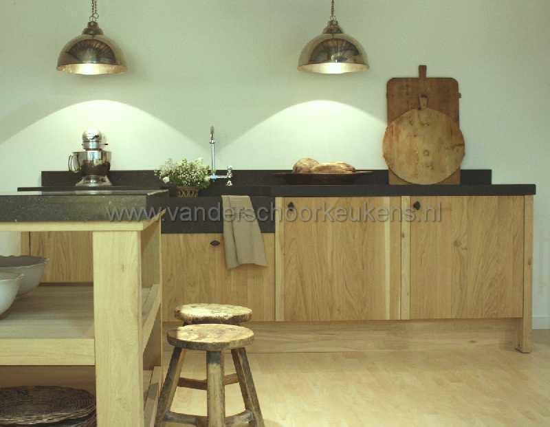 Stoere Keuken Wood : ≥ stoere boeren eet keuken of werk tafel bezorgen is mogelijk
